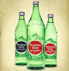 Mountain Valley Spring Water & Sparkling Water