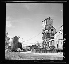 Abandoned lead mine. Cherokee County, Kansas 1936