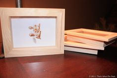 hobby lobby shadow boxes   wait for a sale  example of holiday use at this website