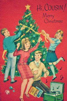 Nice get together at Christmas
