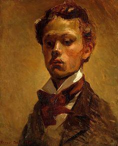 "Raoul Dufy (1877-1953), ""Raoul Dufy, Autoportrait"""