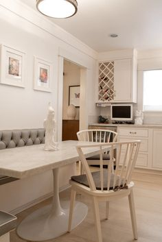Modern Windsor Dining Chair from West Elm via @Apartment Therapy