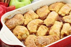 This apple dumpling recipes is a famous Irish dessert.