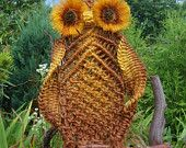 My own macrame owl - brown