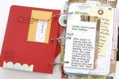 Travel journal ideas....