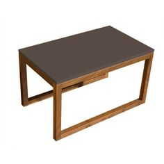 Frame Side Table Cool Brown now featured on Fab.