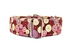 Let your hound get their jive on with this martingale collar