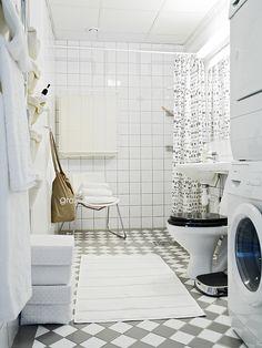 Beautiful Swedish apartment interiors