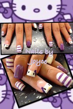 Hello kitty nails Murrieta ca | Nail hello kitty nails
