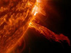 Spurting Plasma | NASA