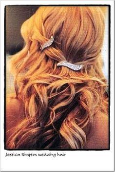 #hair #pins #curls