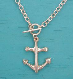 Fashion Piece: Anchor Jewelry