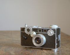 Vintage Argus C3 Rangefinder Camera .. The Brick