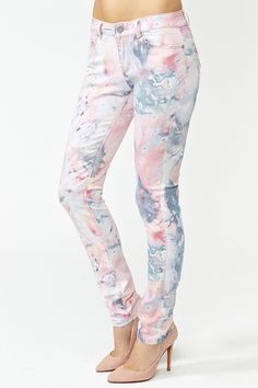 These skinnies.
