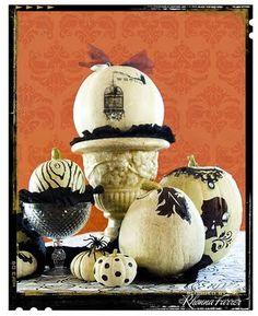 painting pumpkins stencils - Bing Images