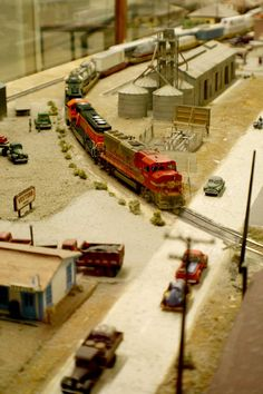 San Diego Model Railroad Museum - One of the largest model railroad museums in North America