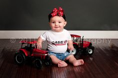 case ih baby pictures