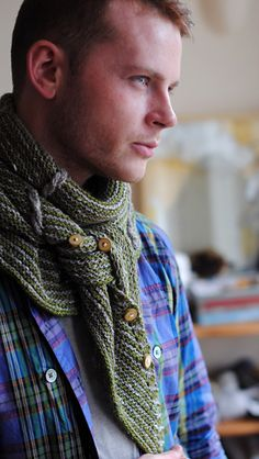 Free Knitting Pattern - Scarves: Groove Scarf