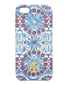 iphone cases, iphone 4s, burch, iphon case, hard shell, iphone 4 cases, iphone 5 cases, blue multi, print
