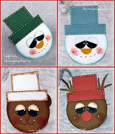 Carolynscrap: Navidad, Navidad bella Navidad