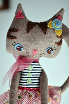 cat poppet
