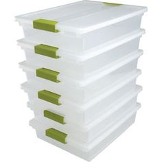 Group-Materials Stackable Trays - Save 20% on Friday, 4/4/14!