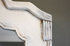 How to: DIY Potterybarn White Distressed Finish
