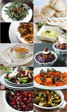 A Grain-Free Paleo Thanksgiving Roundup. The best of the best from around the web to make your Thanksgiving meal a true feast.