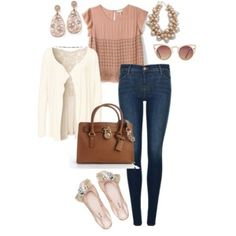 Off-Pink by mmmorman on Polyvore