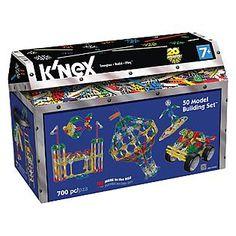 K'Nex are always fun!