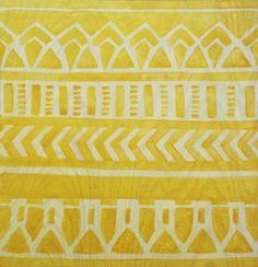 african textiles, african patterns, africa inspir, inspiration, yellow african, bohemian pattern, pattern inspir, tribal