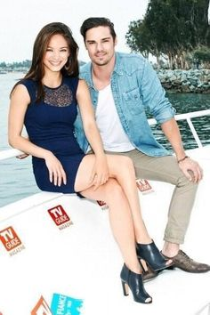 Jay Ryan and Kristin Kreuk- Comic Con July 2012- beauty and the beast