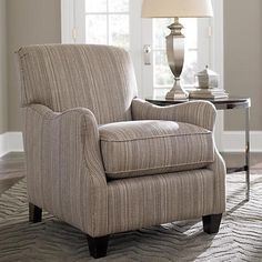 Audrey Accent Chair by Bassett Furniture decor, furnitur dream, audrey accent, bassett furnitur, accent chairs, book chair