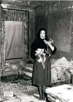 Edith Bouvier Beale socialite of Grey Gardens