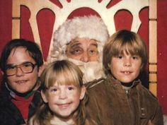 Ridiculously Awkward Holiday Photos -- Season's Beatings
