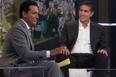 """""""When The Game Stands Tall's"""" Caviezel heaps praise on MNF and 30 for 30 - ESPN Front Row"""