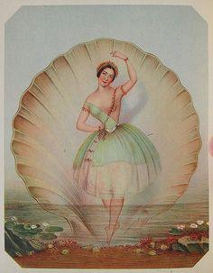 fanny cerrito | Fanny Cerrito illustration by Numa Blanc | Flickr - Photo Sharing!