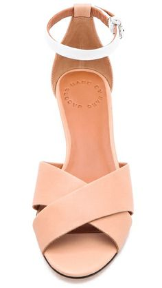 Marc by Marc Jacobs Wedge Sandals.