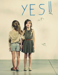 American Outfitters SS13 Kids Fashion
