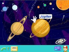 El sistema solar en Primer ciclo de Primaria #planetas #universo #Tierra