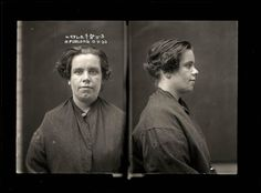 Ruby Furlong (c.1920) Charged with malicious wounding.