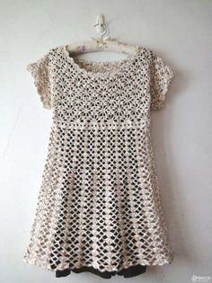 dress patterns, crochet dresses, crochet tunic, chart, knit, crochet tops, shirt, tunics, short dresses
