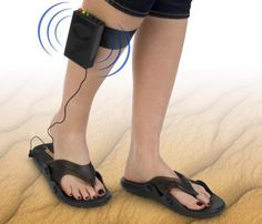 OMG I SO NEED THESE!!! ER Metal Detector Sandals