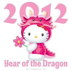 Year of the Dragon!