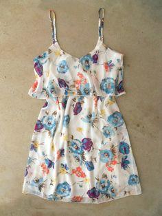 Wildflower Garden Dress