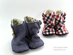 @Stephanie Close Fiskum I have to have about 10 pairs if it's a girl...considering it her christmas present :)