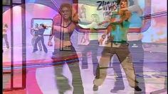Zumba Cardio Party -- wow, this is a full 48 minutes and great instructions!