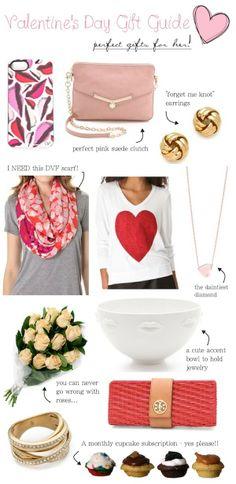 2014 Valentine's Day Gift Ideas, Valentine's Day gift guide