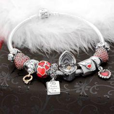 Pandora Burnin' Love Bracelet