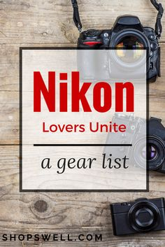 Nikon lovers - what